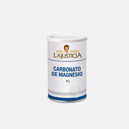Carbonato de Magnésio Pó – 180 g – Ana Maria LaJusticia