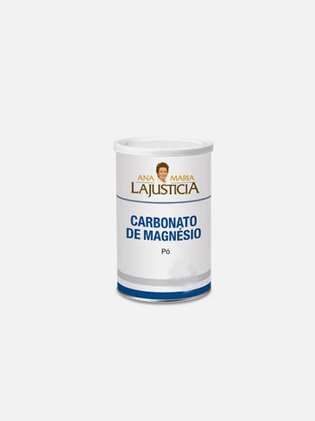 Carbonato de Magnésio Pó - 180 g - Ana Maria LaJusticia