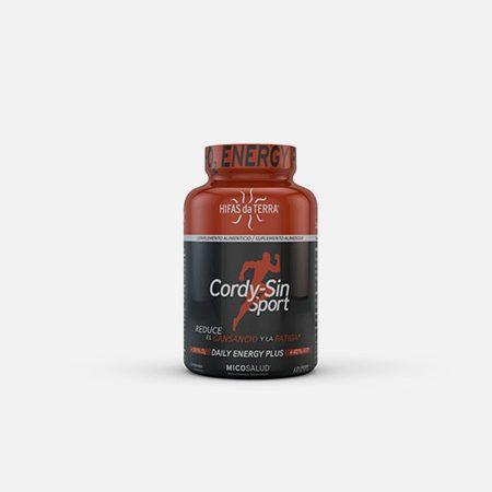 Cordy-Sin Sport – 60 cápsulas – Hifas Da Terra