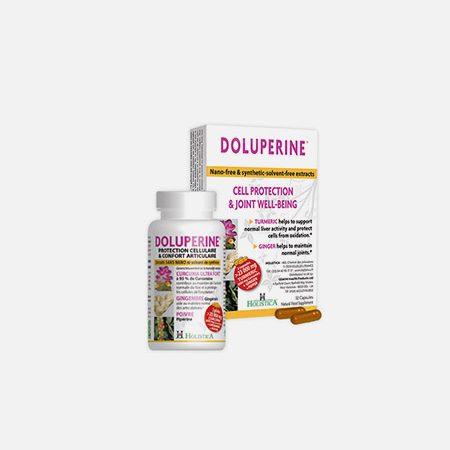 Doluperine – 32 cápsulas – Holistica