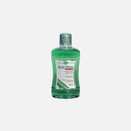 Elixir bucal Aloe Fresh Colutorio sem álcool – 500ml – ESI