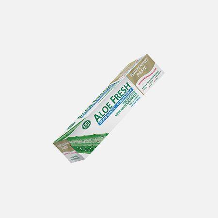Gel Dentífrico Aloe Fresh pasta branqueadora homeopática – 100ml – ESI
