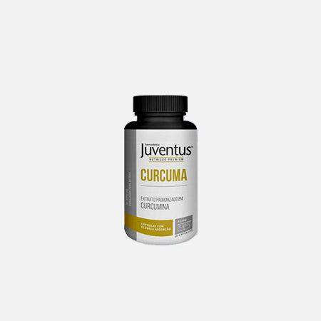 Juventus CURCUMA – 30 cápsulas – Farmodiética