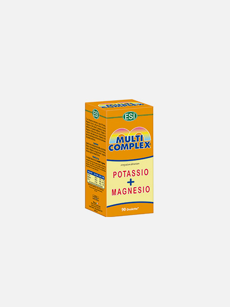 Multi Complex Potássio + Magnésio - 90 comprimidos - ESI