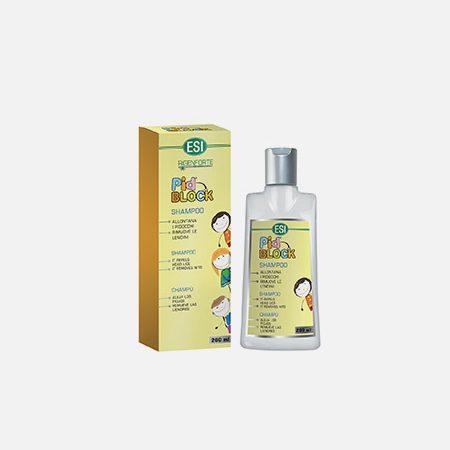 Pid Block Shampoo – 200ml – ESI