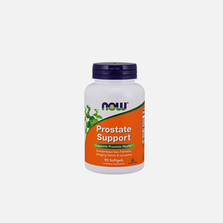 Prostate Support – 90 cápsulas – Now