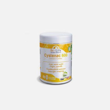 Cystenac 600 – 60 cápsulas – Be-Life