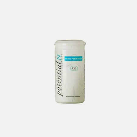 Potencial N XVI Seios Perinasais – 60 cápsulas – Potencial N