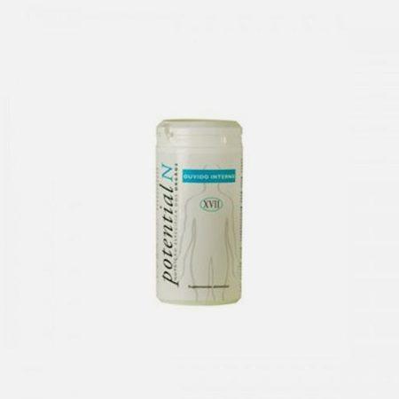 Potencial N XVII Ouvido Interno – 60 cápsulas – Potencial N