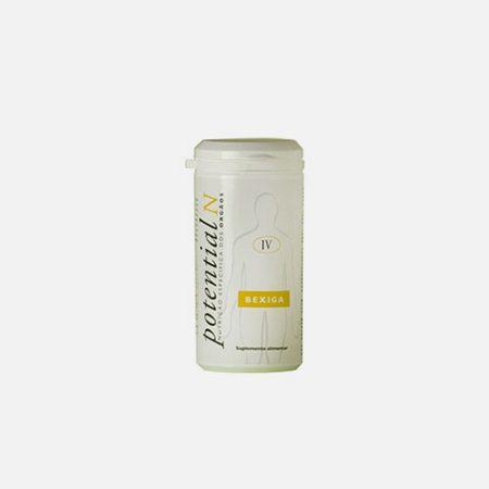 Potential N IV Bexiga – 60 cápsulas – Potential N