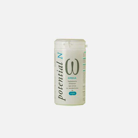 Potential N Ómega VS – 60 cápsulas – Potential N
