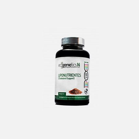 Liponutrientes – 90 cápsulas – EcoGenetics