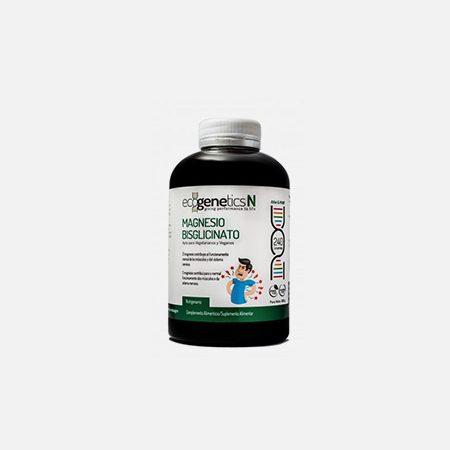 Magnésio Bisglicinato – 120 comprimidos – EcoGenetics
