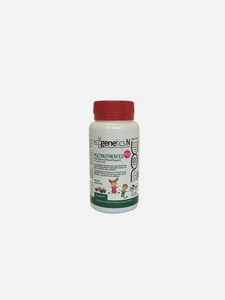 Multinutrientes KIDS - 120 comprimidos - EcoGenetics