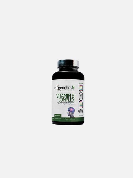 Vitamin B Complex - 60 cápsulas - EcoGenetics