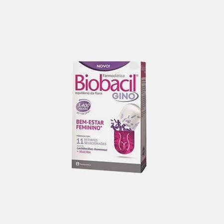 Biobacil Gino – 60 cápsulas – Farmodiética