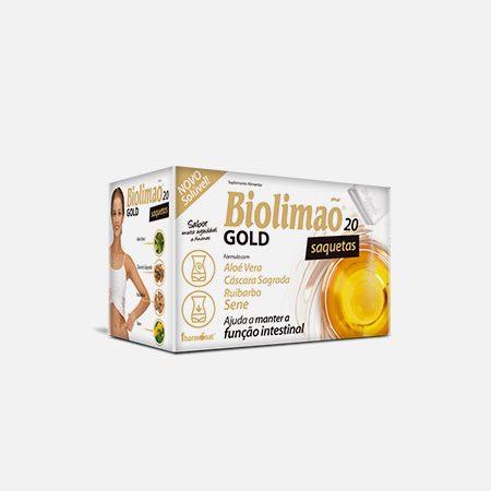 Biolimão Gold – 20 saquetas – Fharmonat