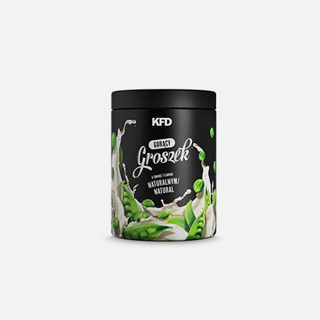 Gorący Groszek proteína de ervilha isolada – 400g – KFD Nutrition