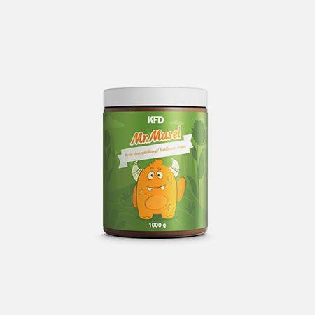 Manteiga de chocolate & girassol – 1000g – KFD Nutrition