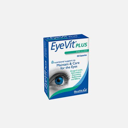 EyeVit Plus – 30 cápsulas – Health Aid