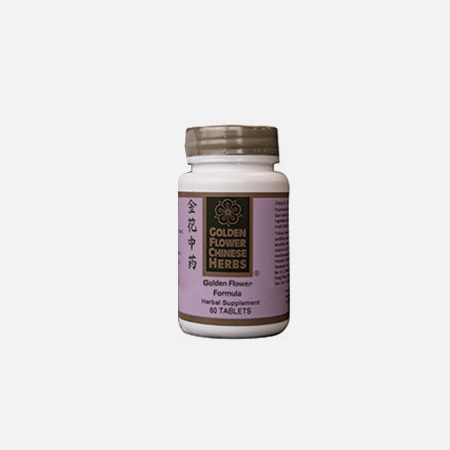 Jing Qi Formula – 60 comprimidos – Golden Flower
