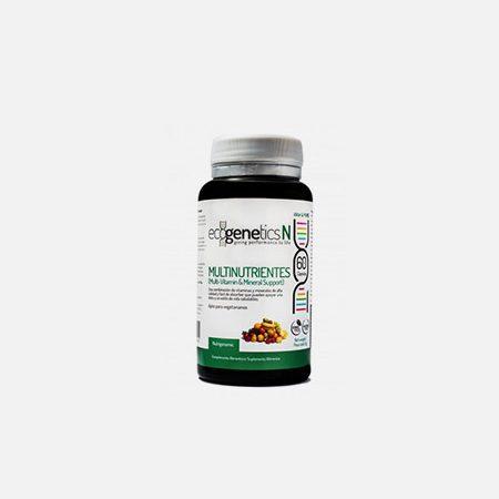 Multinutrientes – 60 cápsulas – EcoGenetics