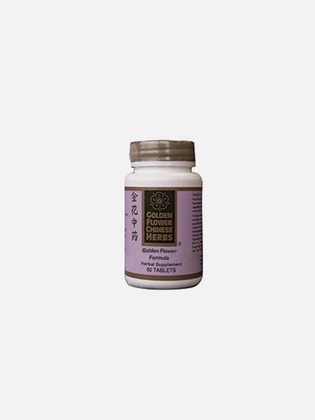Poria 15 Formula - 60 comprimidos - Golden Flower