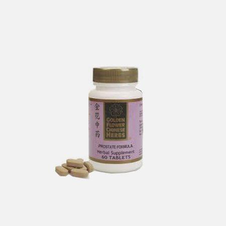Prostate Formula – 60 comprimidos – Golden Flower