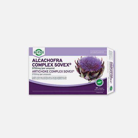 Alcachofra Complex – 20 ampolas – Sovex