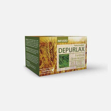 Depurlax chá – 25 saquetas – DietMed