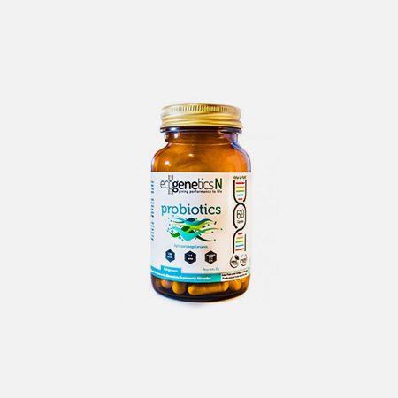 Probiotics – 60 cápsulas – EcoGenetics
