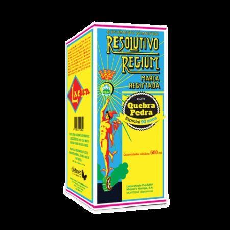 Resolutivo Regium com quebra pedra – 600ml – DietMed