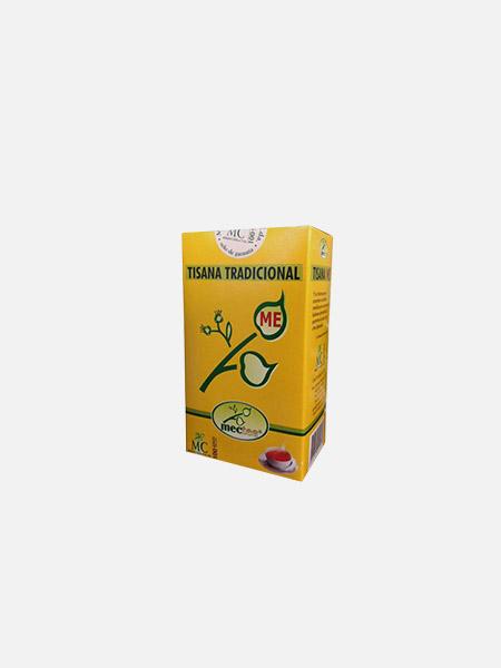Tisana tradicional ME Menstruação Irregular - 100g - Morais e Costa