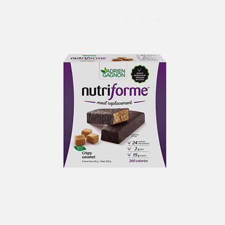 Nutriforme Caramel Crunch – 325g – Adrien Gagnon