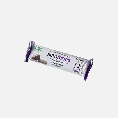Nutriforme Decadent Fudge – 1 barra – Adrien Gagnon