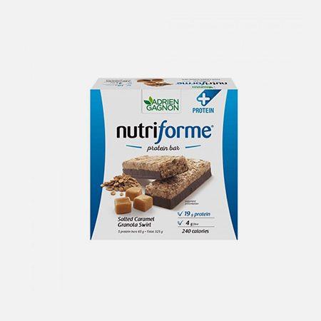 Nutriforme Salted Caramel – 325g – Adrien Gagnon