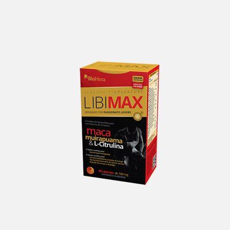 LIBIMAX – 60 cápsulas – Bio-Hera