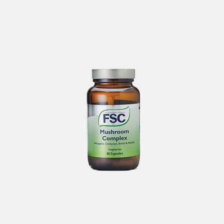 Mushroom Complex – 60 cápsulas – FSC