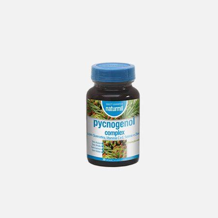 Naturmil Pycnogenol Complex – 30 cápsulas – DietMed