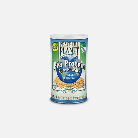Proteína de Ervilha sabor Neutro – 400 g – Solaray