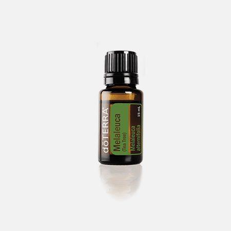 Óleo Essencial de Melaleuca ou Árvore do Chá (Tea Tree) – 15 ml – doTerra
