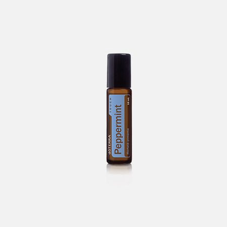 Óleo Essencial de Peppermint (Hortelã-Pimenta) Touch Roll-On – 10 ml – doTerra