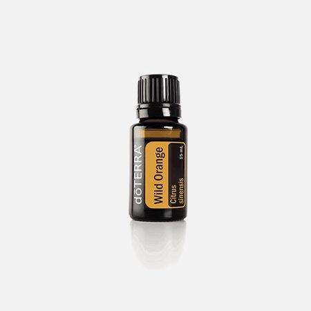 Óleo Essencial de Wild Orange Laranja – 15 ml – doTerra