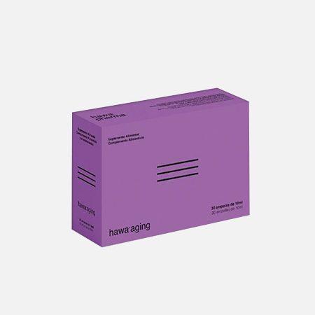 Hawa aging – 30 ampolas – 2M-Pharma