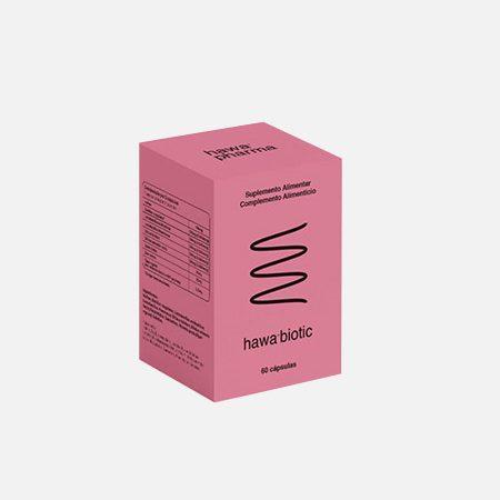 Hawa biotic – 60 cápsulas – 2M-Pharma