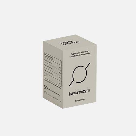Hawa enzym – 60 cápsulas – 2M-Pharma