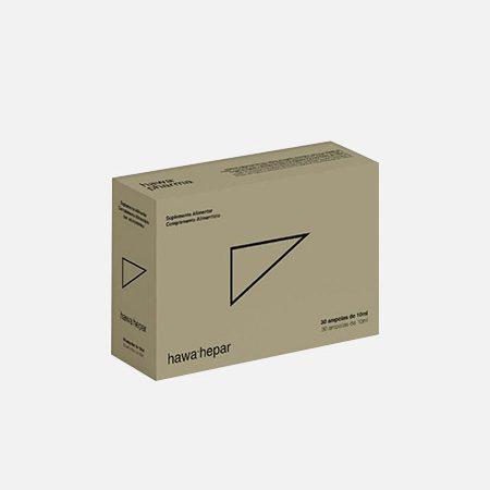 Hawa hepar – 30 ampolas – 2M-Pharma