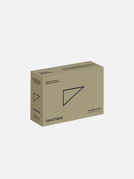 Hawa hepar - 30 ampolas - 2M-Pharma