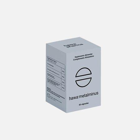 Hawa metalminus – 60 cápsulas – 2M-Pharma