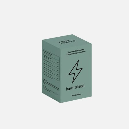 Hawa stress – 90 cápsulas – 2M-Pharma